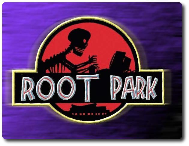 "Le logo du jeu ""RootPark"""